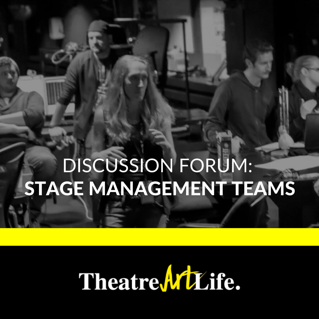 Stage Management Teams