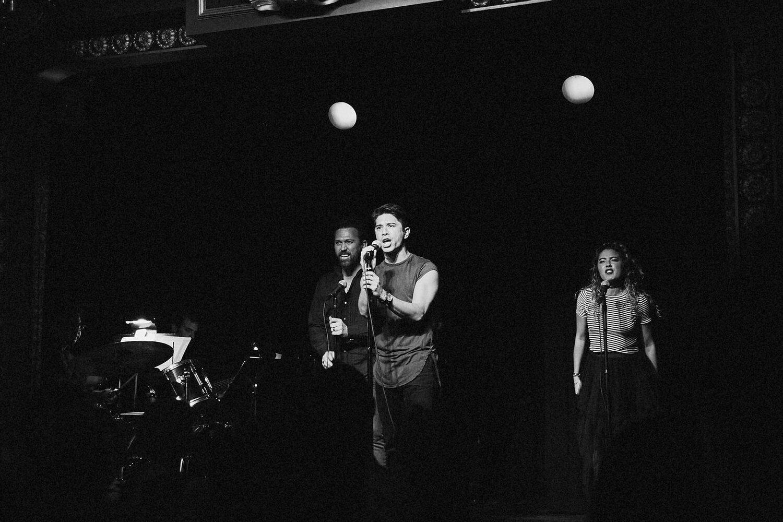 Sam Tanabe Singing