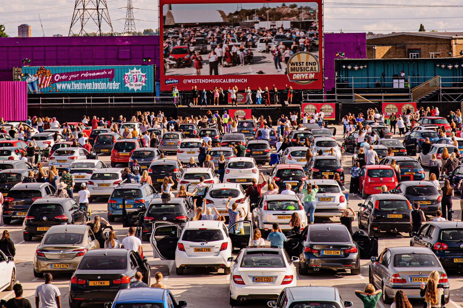 West End Musical Drive-In 2020