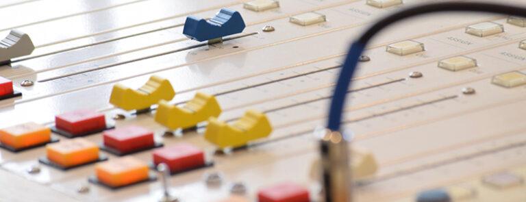 sound mixing lo-fi