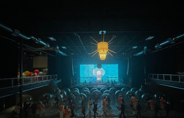Space Bubble Concerts: The Gig Experience Of The Future?