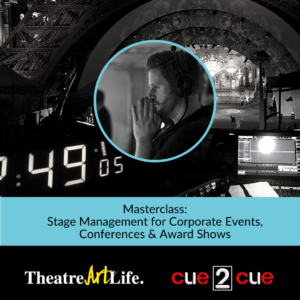 Stage Management for Corporate Events