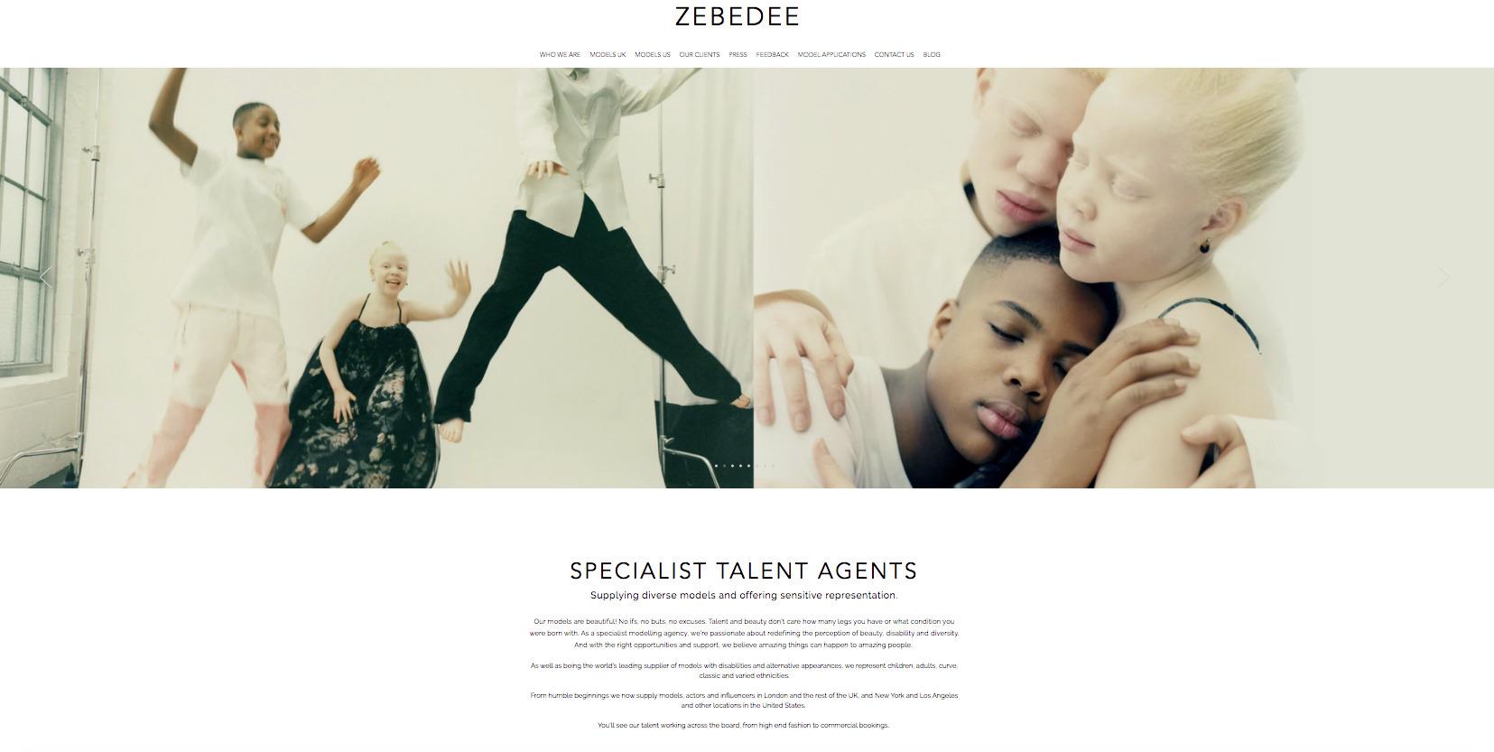 Zebedee Website