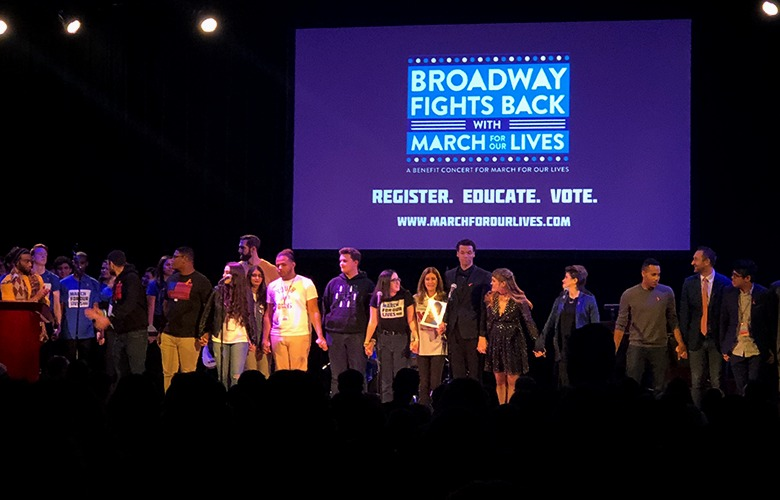 Broadway Fights Back