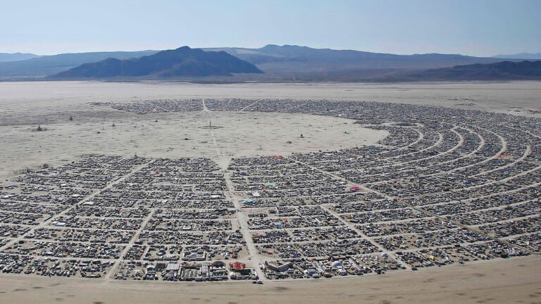 Burning Man Black Rock City