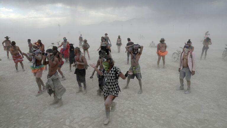 Burning Man burners