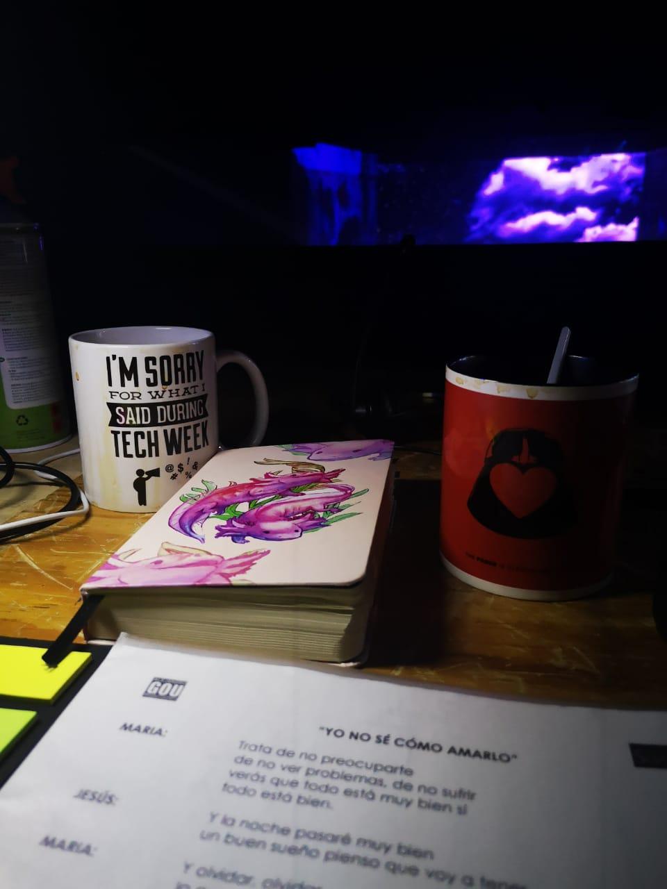 Female tech
