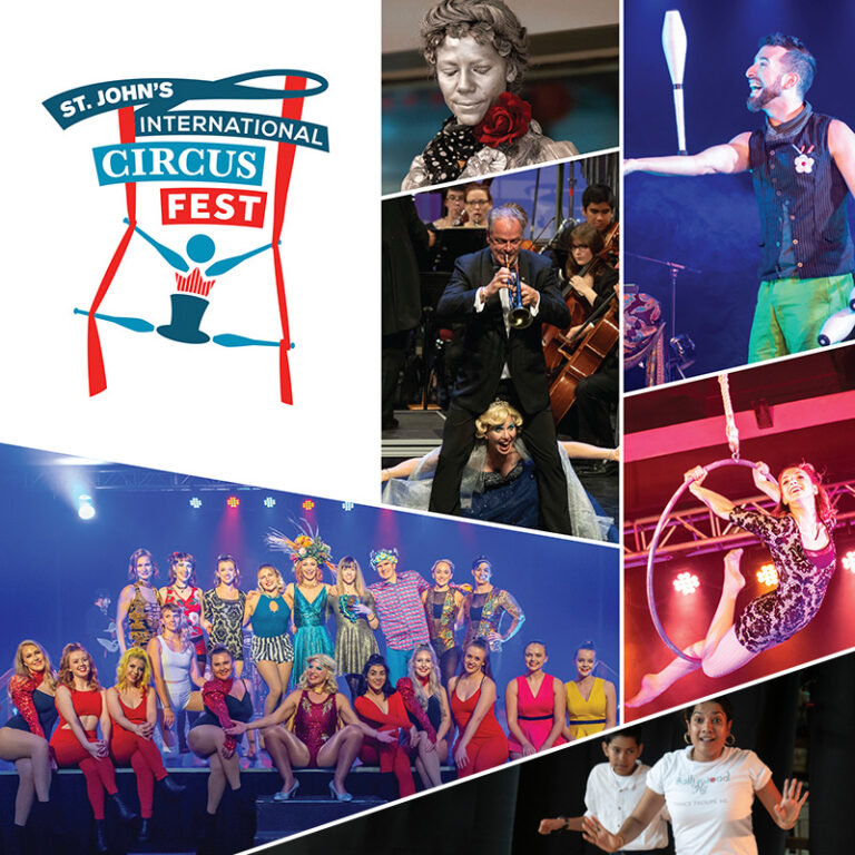 St Johns International Circus Festival