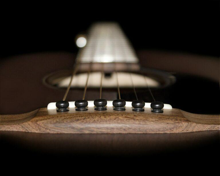 E'lyse Murray guitar